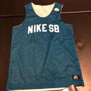 New Nike SB reversible tank